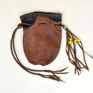 Pelibuey English leather bag, one of the most appreciated leathers in the world, for its hardness and flexibility